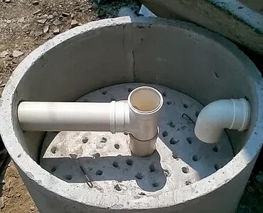 Filtro de concreto