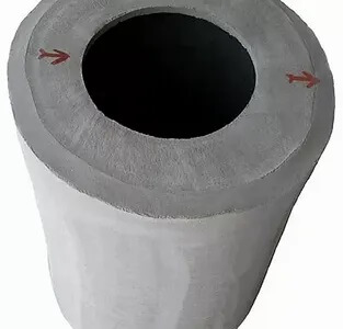 Fossa de concreto